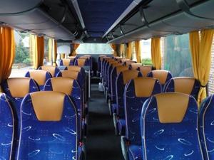 Sitze des Bova Futura