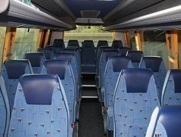 Iveco Touris Sitzplätze